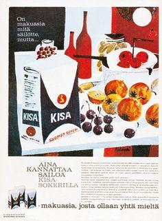 4. 1950-1970 | Mainosmuseo. Suomalaisen mainonnan historia