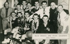 Hoosiers: The 1954 State Champs from Milan, Indiana