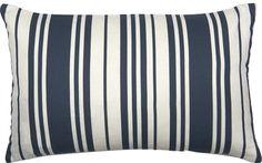 Neptune Hebe Cushion, Agatha Navy| Scatter Cushions