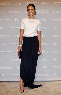 6/ Jordana Brewster in Dior