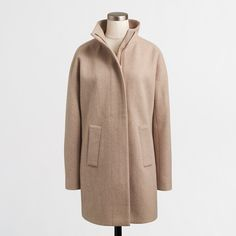 Factory city coat : Extended Sizes | J.Crew Factory