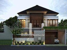 Desain Rumah Minimalis Gaya Bali Jual Batu Alam Uong Cho