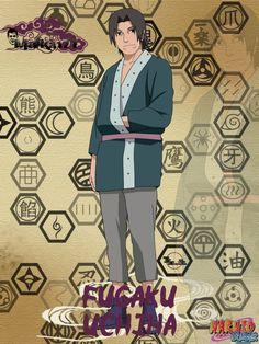 Fugaku from Naruto anime Uchiha Fugaku, Itachi Uchiha, Kakashi, Shikamaru, Gaara, Boruto, Hinata, Naruto Art, Akatsuki