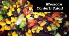 Mexican Confetti Salad