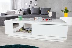 Salontafel Model Fortuna - Wit