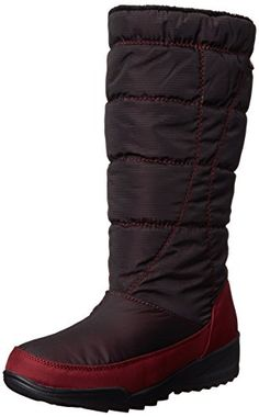 Kamik Womens Nice Insulated Winter Boot Burgundy 10 M US *** Read more reviews of the product by visiting the link on the image.(This is an Amazon affiliate link and I receive a commission for the sales)