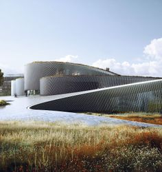 BIG museum of the human body . montpellier #architecture