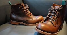Dundas boots - handmade