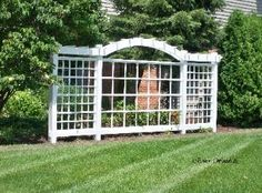 Bower Woods llc. Custom Garden Structures, Trellis