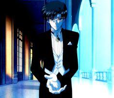 "Sailor Moon Crystal - Mamoru Chiba ""Tuxedo Mask"""