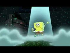Transitive and Intransitive verbs in spongebob