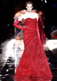 Zuhair Murad 2008/2009 Haute Couture Collection