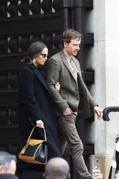Lara Croft, Danish Girl, Michael Fassbender And Alicia Vikander, Vogue, What Should I Wear, Ben Barnes, Ex Machina, Famous Couples, Tom Hardy
