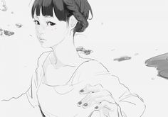 Tae4021 - Anime, Freckles,