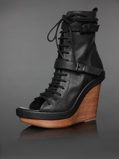 Bottes, Tenues, Chaussure, Ann Demeulemeester, Nouvelles Chaussures,  Chaussures Folles, Chaussures 489bb79ddbbe