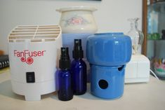 Instruments of Diffusion for essential oils
