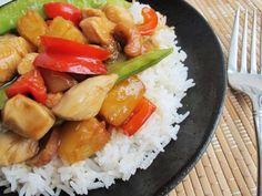 Polynesian Chicken Recipe on Yummly