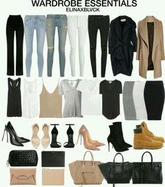 Basic warderobe