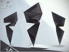 Trophy design  by Facundo Castellano, via Behance
