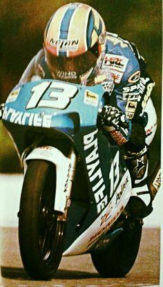 Marco Melandri honda rs 125cc