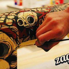 a new photo taken by zagal! #zagal creativo #brother #artistaurbano #proyectos http://ift.tt/1Jwf4j7