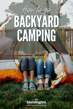 Want to go camping but don't have the time or money to take a trip? Try backyard camping! It's a fun way to get out in nature without leaving the comforts of home. We're sharing everything you need to know right here! #backyard #camping #backyardcamping Backyard Camping, Go Camping, Pacific Ocean, Pacific Northwest, British Columbia, Getting Out, North West, Adventure Travel, Road Trip