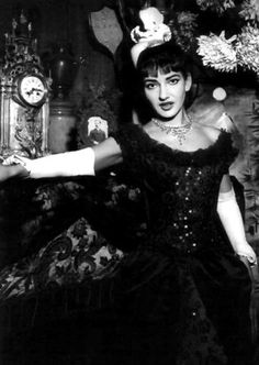 La Traviata, 1955.