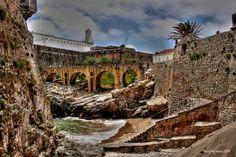 Peniche, fishing village in Portugal