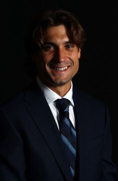 David Ferrer is truly a great player. The 'Bulldog' is incredibly tenacious on court and I hope he will win a major before having to retire. Father Time doesn't take any prisoners. Vamos, Daveed ; )