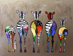 Zebra Buds by Ester Steintjes