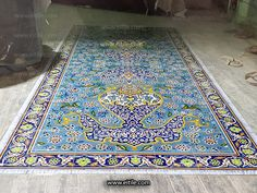 """""""Designing and manufacturing handmade tiles for floor, wall and ceiling"""" Floor Carpet Tiles, Swimming Pool Tiles, Tile Panels, Tile Manufacturers, Tile Projects, Moroccan Tiles, Handmade Tiles, Bedroom Flooring, Decorative Tile"""