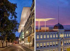 MUSEU DE ARTE DO RIO BY BERNARDES + JACOBSEN ARQUITETURA   A AS ARCHITECTURE