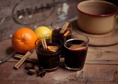Best Ever Spiced Mulled Wine – Adeline & Lumiere