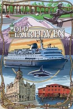 Fairhaven, Washington