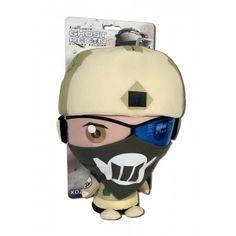 This deformed Kozak Large Plush is an officially licensed collectable item based on the character from the #GhostRecon Future Soldier Video Game. #gameonstuff £15.00www.facebook.com/gameonstuff