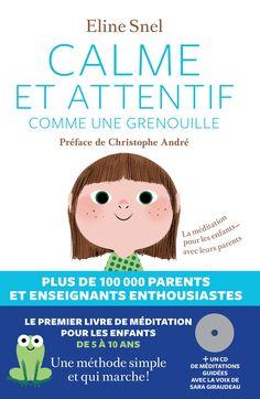 """Résultat de recherche d'images pour """"livre relaxation enfants grenouille"""""""