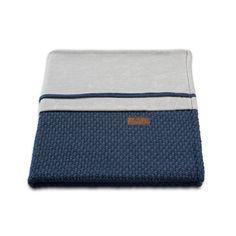 Bettwäsche Robust Jeansblau  - Material: 40% Baumwolle, 60% Acryl  - Maße: 100 x 135 cm  - Farbe: Jeansblau  - Maschinenwäsche: bei 40 °C