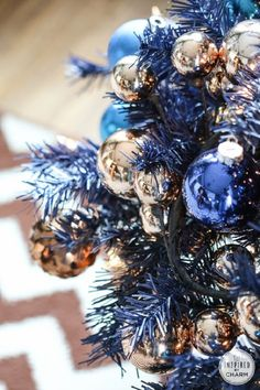 40 Amazing Blue Christmas Decorating IdeasHere are some of the most beautiful blue Christmas decorating ideas to get inspiration from. Christmas is the most awaited year festival. It marks the day when Lord Jesus were born and spread happiness all around. 25th December is the… Share this:PinterestFacebookTwitterStumbleUponPrintLinkedIn