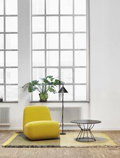 Lammhults Aperi sofa & Deco table