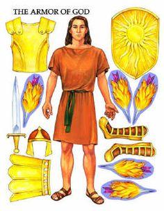 Armor of God Lesson