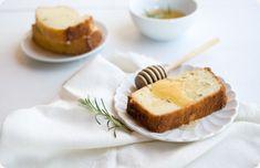 rosemary buttermilk pound cake / some kitchen stories