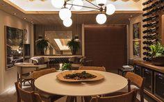 Bruno GAP Arquitetura | Casa Cor São Paulo 2014 – Adega Gourmet – 40m² – Brasil