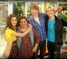 The series finale of Austin & Ally aired on Disney Channel last night (Sunday, January 10, 2016) and Raini Rodriguez, Calum Worthy and Laura Marano were