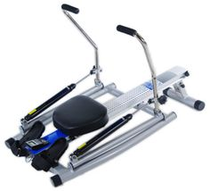 Rower Machine w/ Motion Arms Machine Sports Fitness Exercise Cardio Workout Training Home Gym Rower Machine Aerobic Hydraulic Cylinder Action Resistance Intensity Electronic Fitness Monitor Display Training Equipment, No Equipment Workout, Fitness Equipment, Camping Equipment, You Fitness, Fitness Goals, Fitness Plan, Physical Fitness, Female Fitness