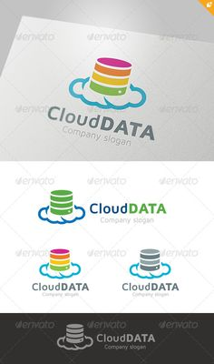 Cloud Data Logo #GraphicRiver Logo Template Features AI and EPS (Illustrator 10 EPS) 300PPI CMYK 100% Scalable Vector Files Easy to edit color / text Ready to print Font information at the help file If you buy and like this logo, please remember to rate it. Thanks! Created: 19April13 GraphicsFilesIncluded: VectorEPS #AIIllustrator Layered: No MinimumAdobeCSVersion: CS Resolution: Resizable Tags: cloud #clouddata #cloudpeople #cloudservice #cloudservices #cloudstorage #computer #creative…