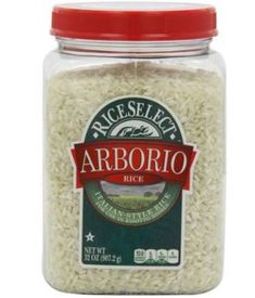 Organic Arborio rice from RiceSelect captures the spirit of Northern Italy. An arborio-style premium rice, Risotto rice is a bold grain that has a characteristi Risotto Dishes, Risotto Rice, Cat Food Coupons, 3 Cup Chicken, Food Recalls, Saute Onions, Calorie Diet, Organic Recipes, Gourmet