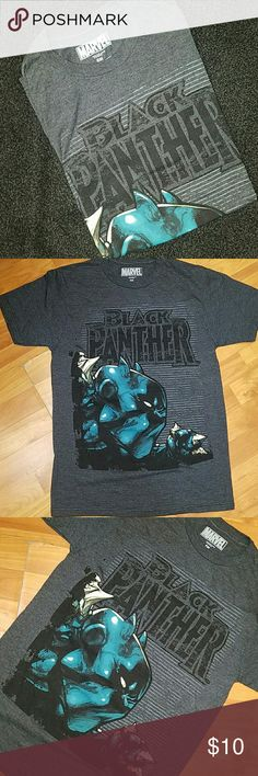 Marvel Comics T-shirt Great condition only worn once or twice.   ✔I'm a Posh Ambassador ✔Top Rated Seller✔I ship out same day or next day if ordered after 3pm Marvel Shirts Tees - Short Sleeve