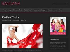 Top 10 #Free #WordPress #Themes for Fashion Blogs 2015