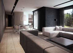 y-house interior design, pabianice.