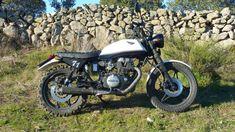 Honda CB450 DX Scrambler